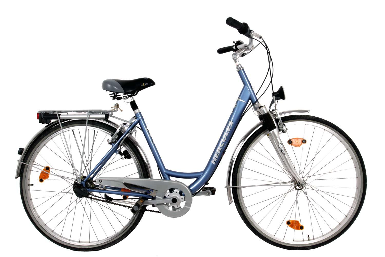 hercules freeway 28 lady city bike sachs 7g 50cm. Black Bedroom Furniture Sets. Home Design Ideas