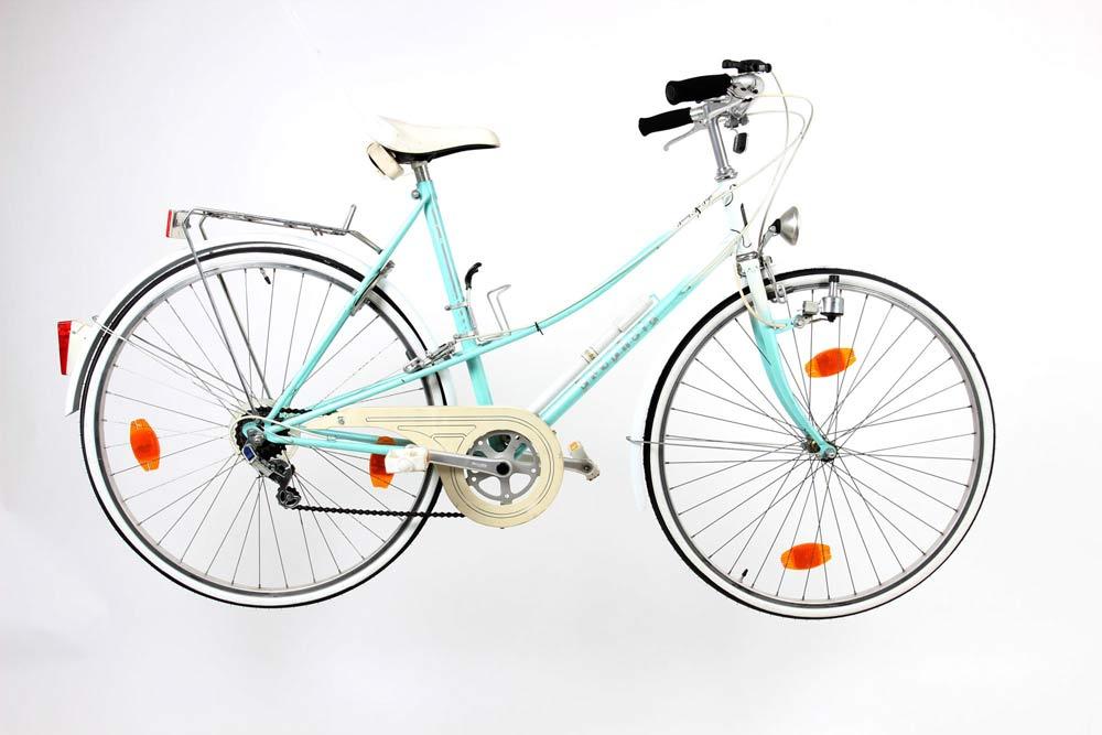 prophete vintage retro damen fahrrad trekkingrad eb17000018 ebay. Black Bedroom Furniture Sets. Home Design Ideas